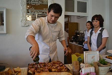 20111128-9給與會者一個完美的金橘輕食宴.jpg
