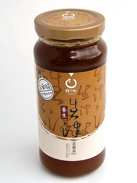 生津金棗茶