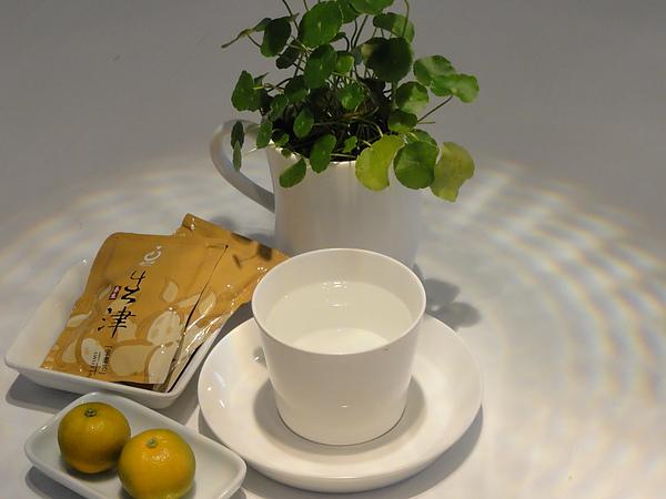 香桔茶材料