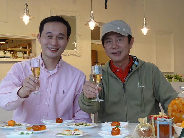 金棗與香檳
