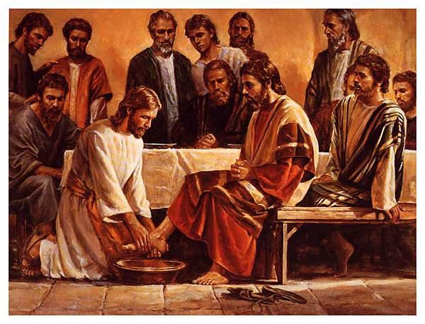Jesus lava pie de los discipulos.jpg