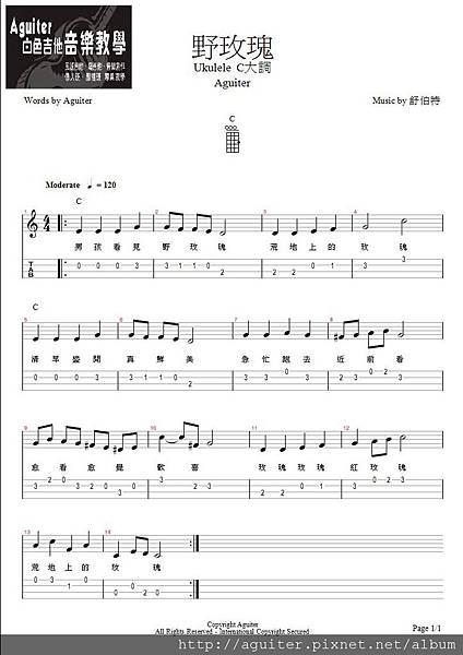 野玫瑰6 - page 1