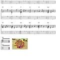 綠袖子 烏克麗麗演奏譜 1-2