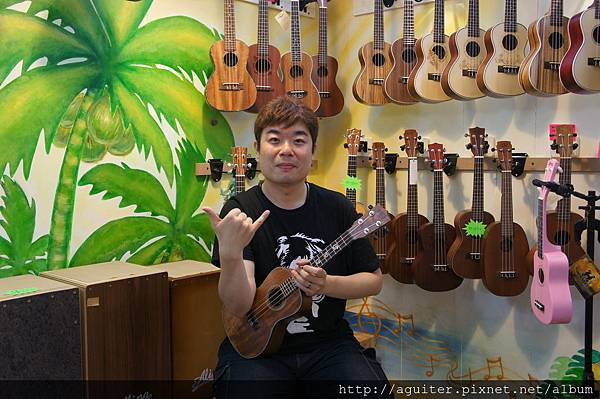 Ukulele Love n Peace