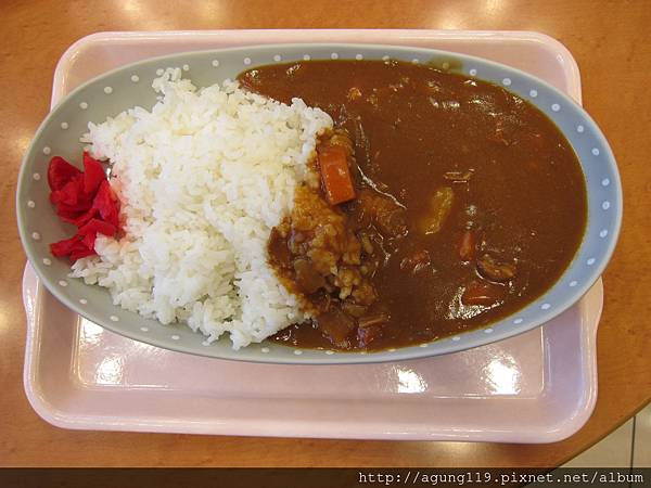 02-156-東橫INN的無料咖哩飯