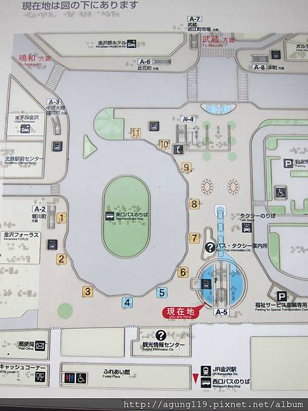 102-金澤站前的巴士站牌.JPG