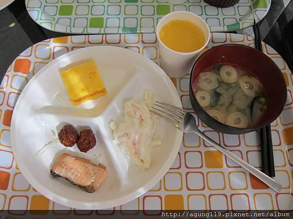 003-日式早餐也不能錯過