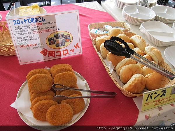 005-高岡是日本吃可樂餅消費量最多的城市