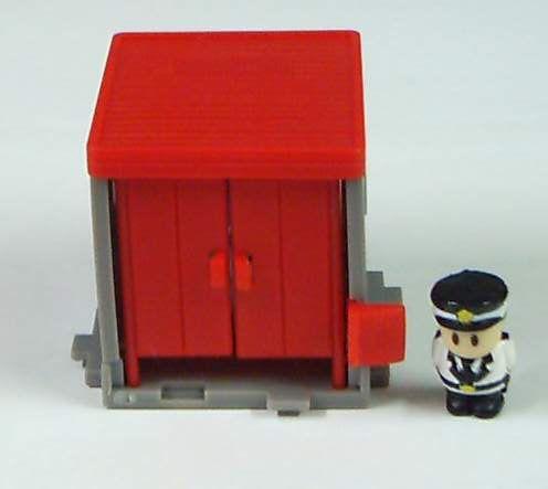 車庫 & 保安