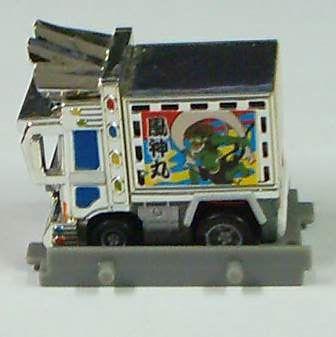 歌舞技町車