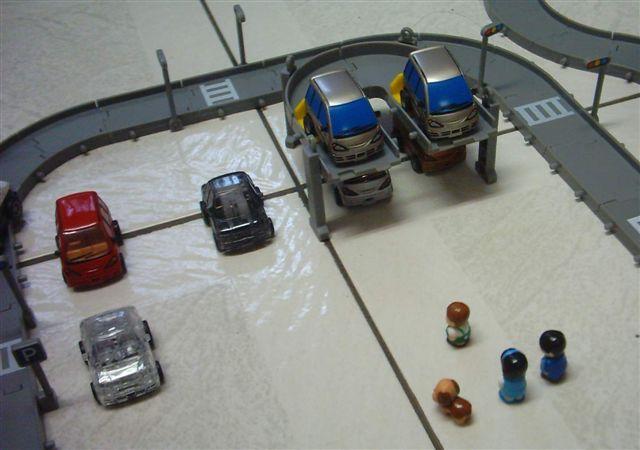 立體停車場