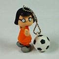 足球吊飾~Marcie
