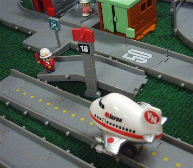 07-機場一景
