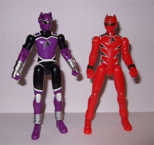 激氣紫V.S.激氣紅
