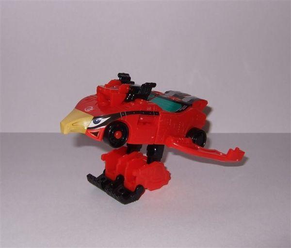 01-高速飛鹰型態