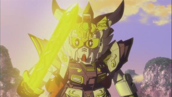 [Tv-Japan] SD Gundam Sangokuden Brave Battle Warriors 01 Raw   [1280x720 DivX684+MP3 192Kbps][13-24-43].JPG