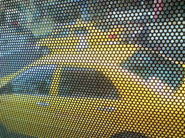 公車馬賽克