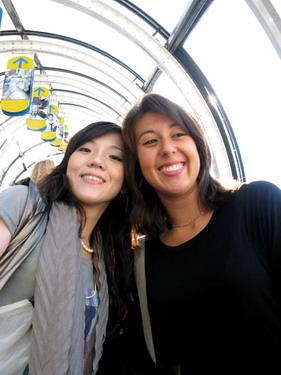 TACO跟她的法國混血表妹MANON