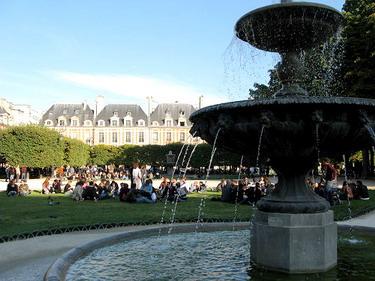 孚日廣場.....就是個小公園ㄇㄟ