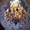 果然是國王等級的水晶燈