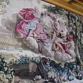 這不是畫...是繡的掛毯