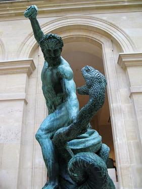 古代人雕刻技術都很變態連蛇的麟都刻超細