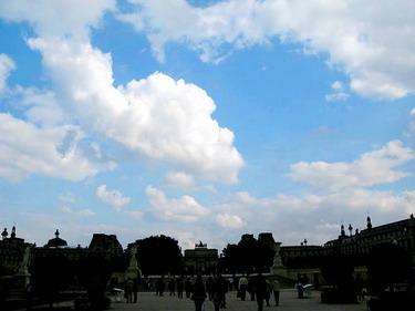 天空超藍超美