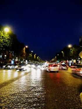 據說是全巴黎最美的一條街道