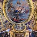 天花板的畫不輸羅浮宮