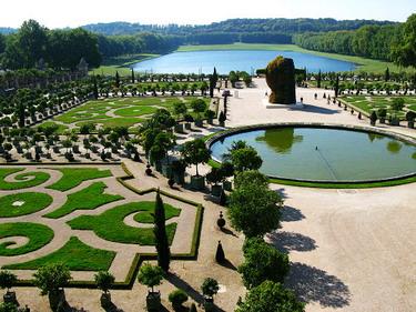 凡爾賽的後花園