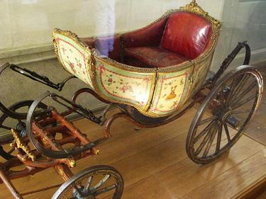 給我用這麼可愛的嬰兒車是怎樣