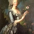 瑪莉皇后的畫像