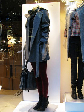 我們發現巴黎超流行短靴