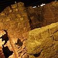 聖母院下方的地下遺蹟參觀