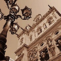 建築有點文藝復興時代的風格