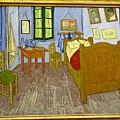 梵谷畫黃色房間不只ㄧ張