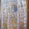 莫內畫盧昂主教堂 光是光影變化就畫了好幾張