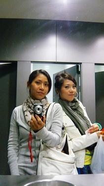 在博物館廁所也可以拍....