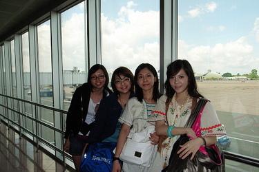 越南機場比想像中的要大要漂亮