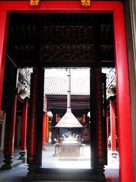 越南不知啥古蹟廟..很老很老的歷史