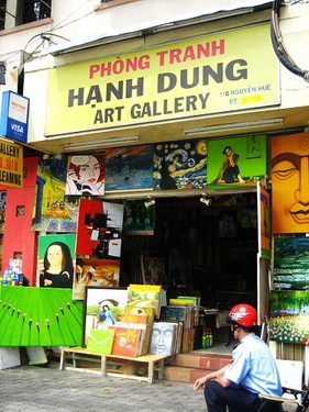 東南亞國家很愛鮮豔顏色ㄟ