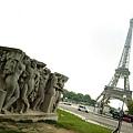 走去巴黎鐵塔