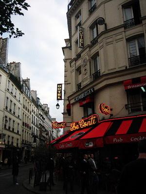 是巴黎最古老的市集之ㄧ