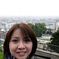 從這裡鳥瞰巴黎不輸巴黎鐵塔