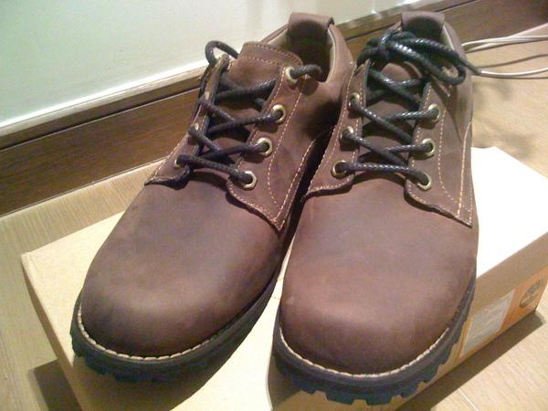 Timberland休閒鞋