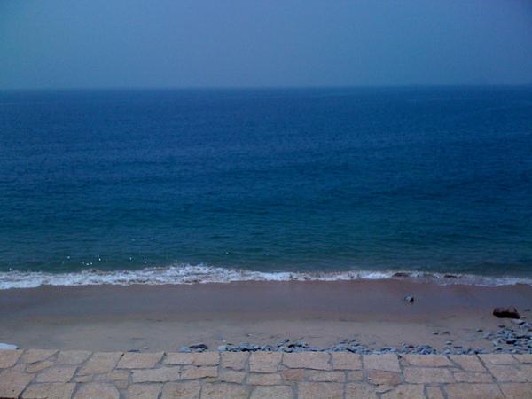 馬祖的沙灘都很漂亮耶