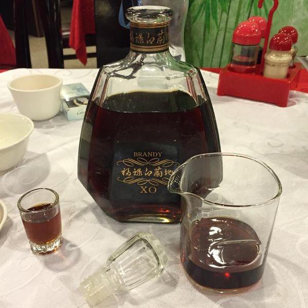好喝老酒-福祿白蘭地XO
