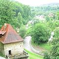 城堡上遠眺
