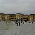 熊布朗宮 Schonbrunn Palast