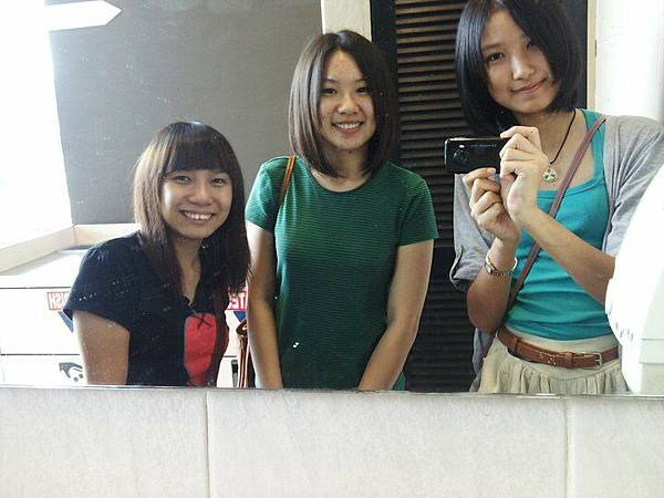 With babe xi & babe xin.